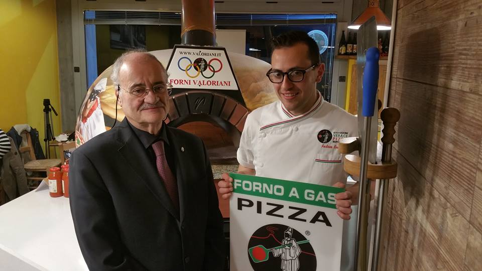 Forno gas pizza